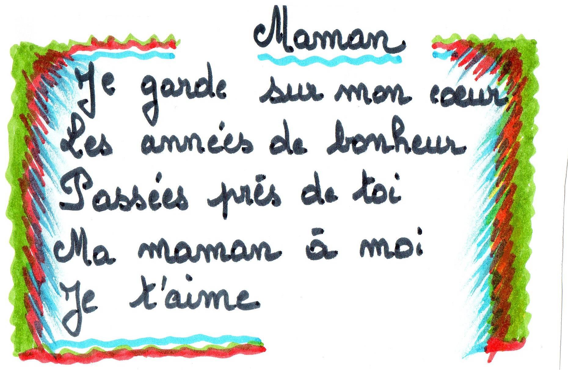 Fete des mamans - Maman pour le meilleur et pour le reste ...