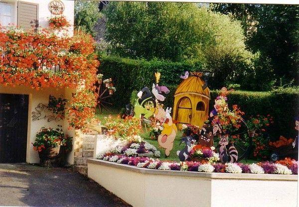 Mes creations deco jardin pinocchio page 2 for Alexandre jardin mes trois zebres